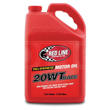 RED LINE 20WT High Performance Synthetic Racing SAE20 (5w-20)