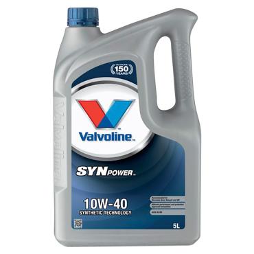 Valvoline SynPower 10w-40 Engine Oil