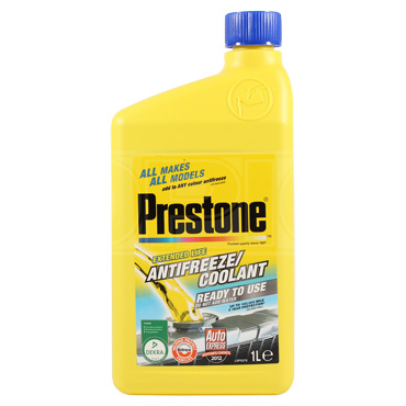 Prestone Universal Antifreeze / Coolant - 50/50 Ready to Use