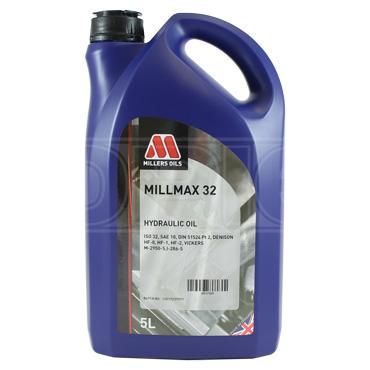 Millers Oils Millmax 32 Hydraulic Oil