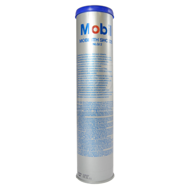 Mobil Mobilith SHC 220 Red Lithium Grease