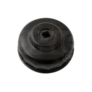 Laser Mercedes Benz Cup Oil Filter Wrench 84mm / 14 Flutes