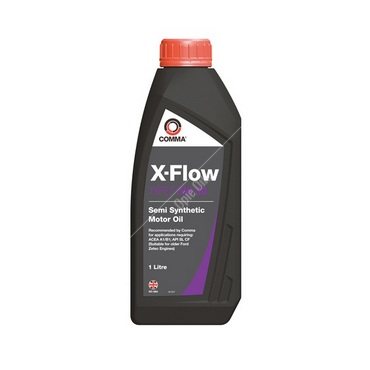 Comma X-Flow Type F 5W-30 Semi Synthetic Engine Oil
