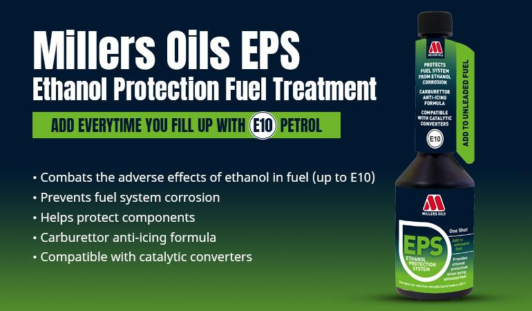Millers Oils EPS