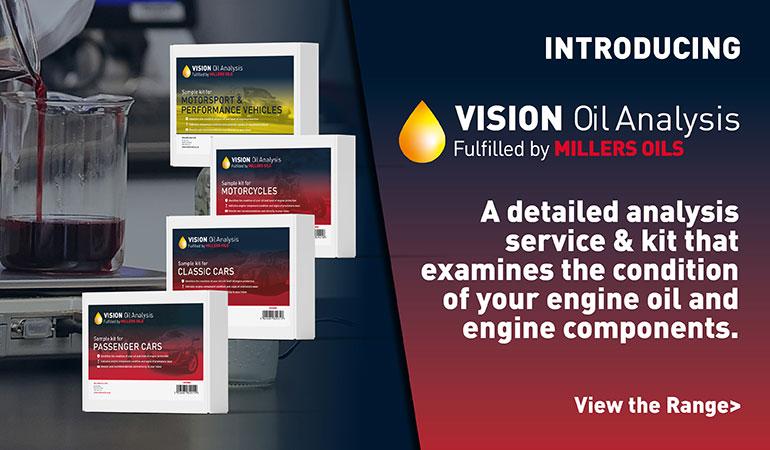 Milers Oils Vision Test Kits