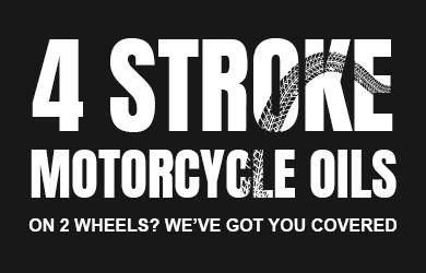 4 Stroke Bike Oils