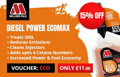 Millers Oils Diesel Ecomax