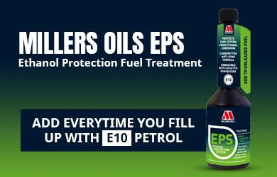 Millers Oils ESP - E10