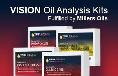 Millers Oils Vision Test Kits