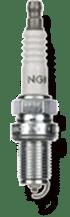 A typical NGK Spark Plug