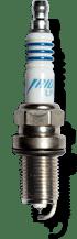 A typical Denso Iridium spark plug